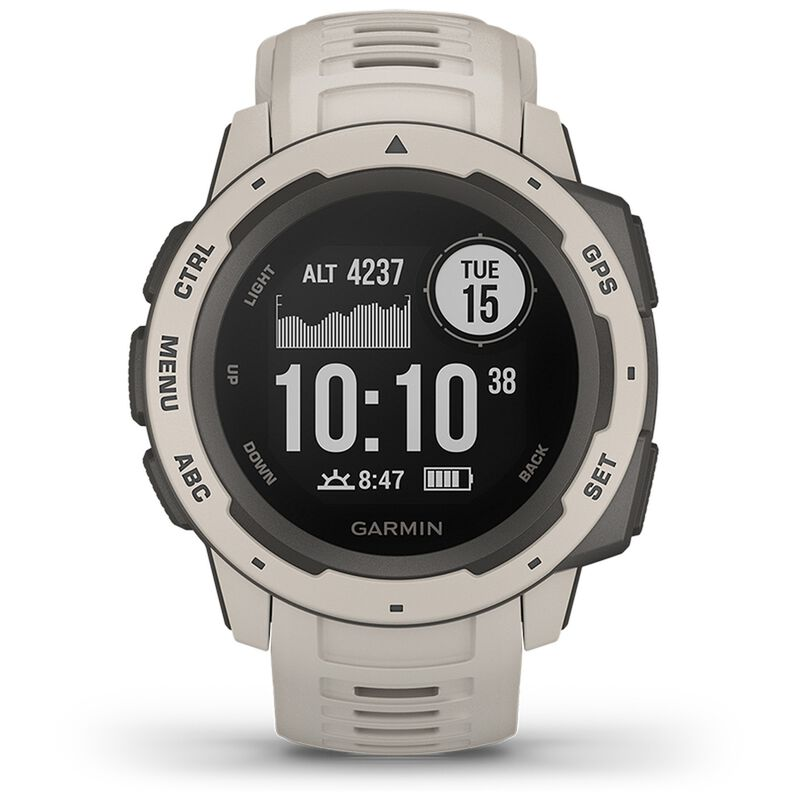 Garmin Instinct Fitness Watch -  stone