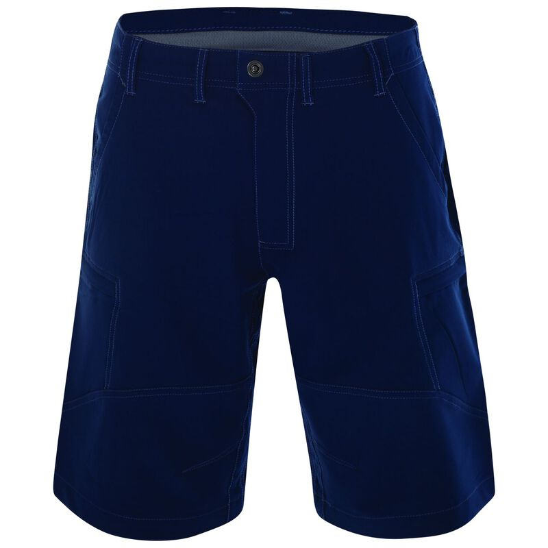 K-Way Men's Explorer Tubu Shorts -  navy