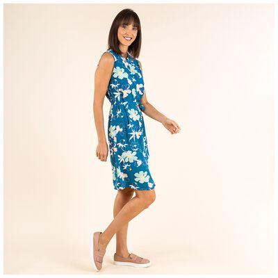 Rare Earth Women's Diane Printed Shirt Dress