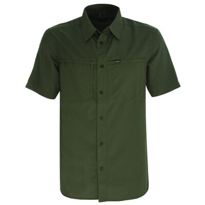 K-Way Men's Explorer Geoff Short Sleeve Shirt