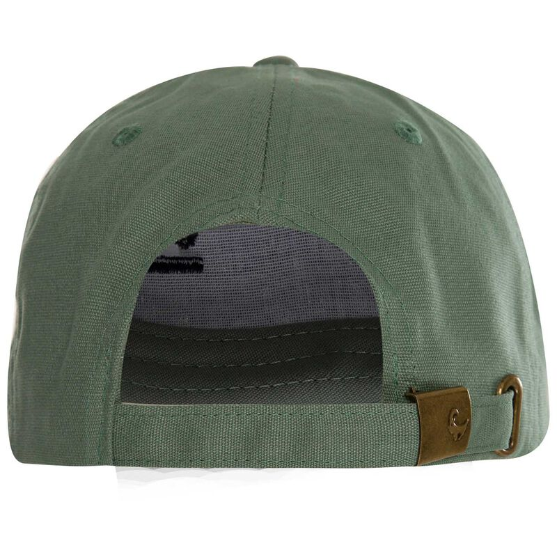 Tony Branded Peak -  sage-navy