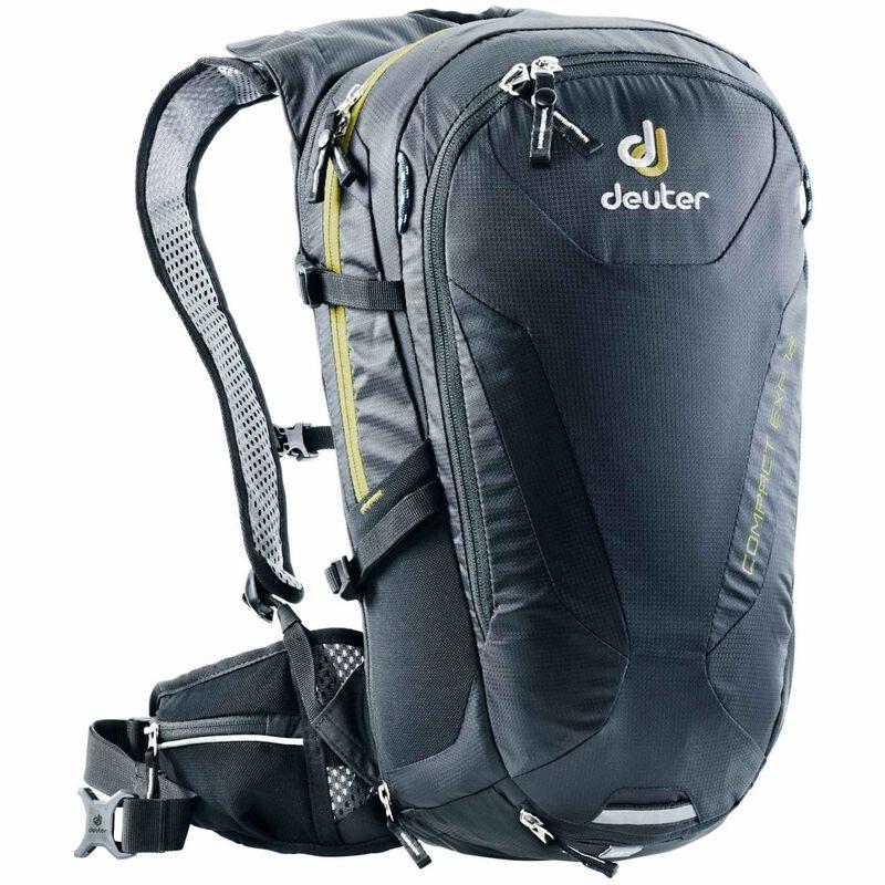 Deuter Compact EXP 12 Bike Backpack -  black