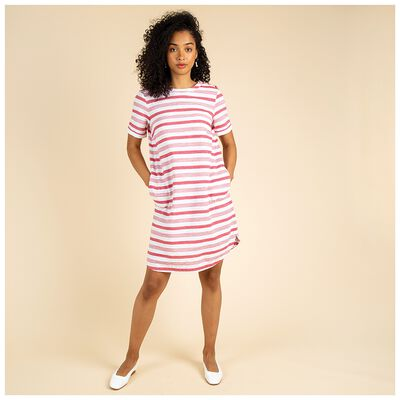 Rare Earth Callie Stripe Dress