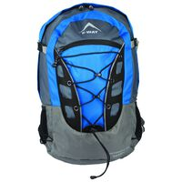 K-Way Expedition Series Kilimanjaro 28L Daypack -  blue-charcoal