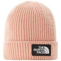 The North Face TNF Logo Box Cuffed Beanie -  c11