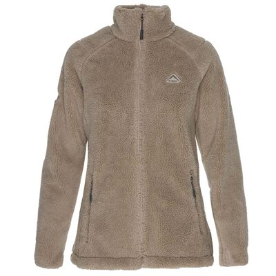 K-Way Women's Acacia Sherpa Fleece Jacket