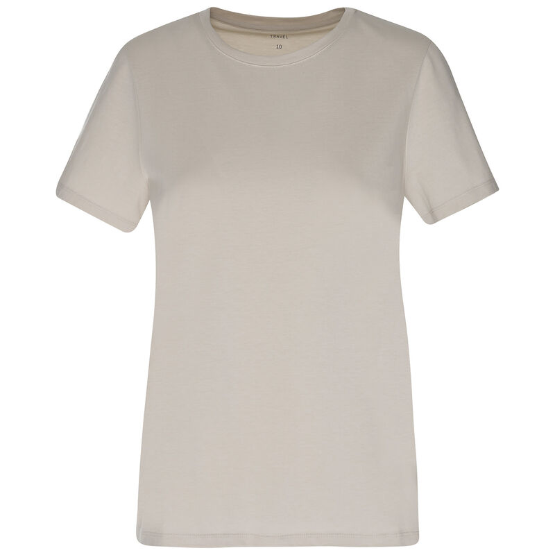 Rare Earth Almond T-Shirt -  stone