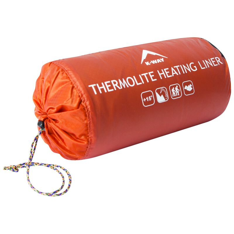 K-Way Expedition Series Thermolite Heating Liner -  orange-orange