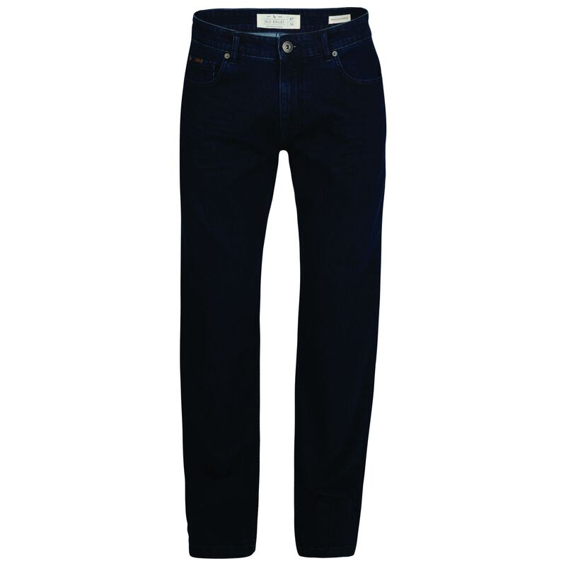 Old Khaki Men's Jordy Regular Straight Denims -  navy