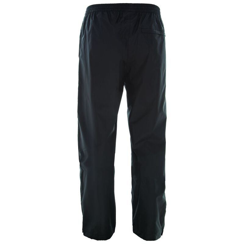 K-Way Unisex Rain Pants -  black