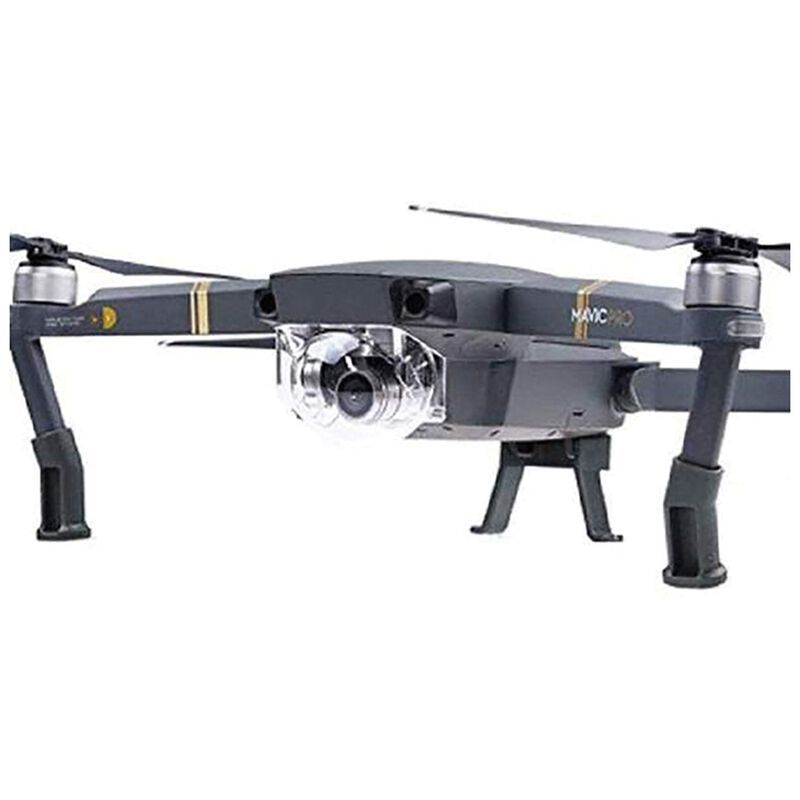 DJI Mavic Pro Landing Gear Extendors Set -  black
