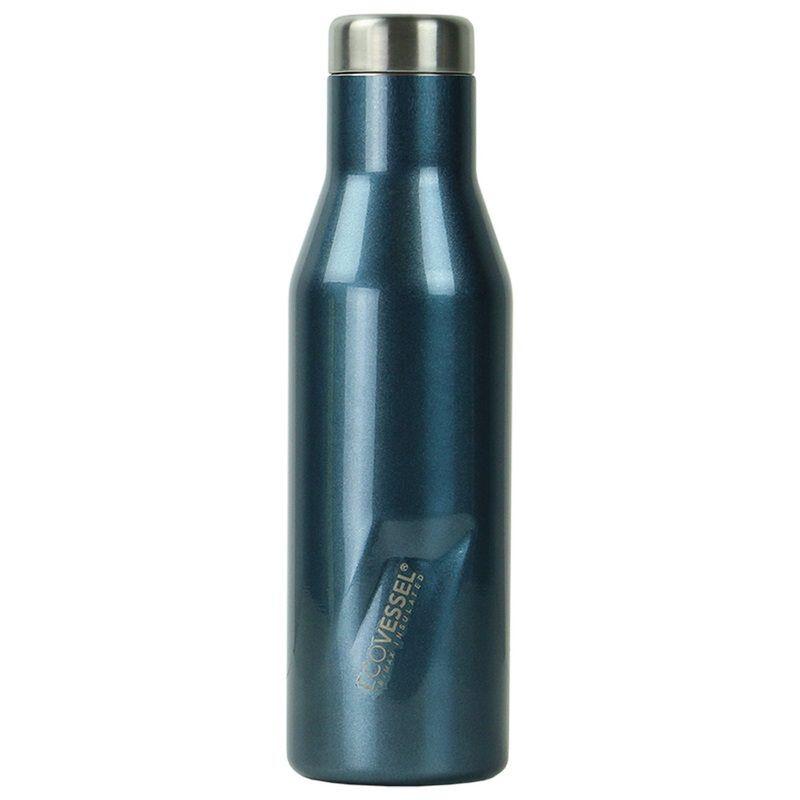 Ecovessel 473ml Aspen Flask -  blue