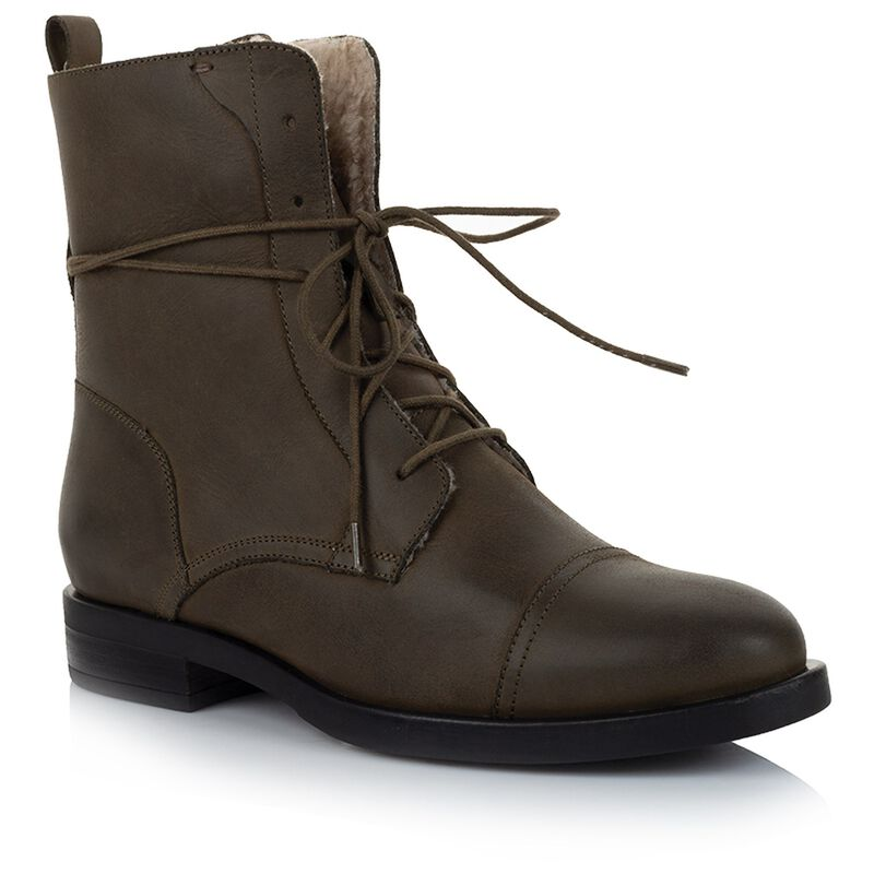 Rare Earth Women's Mira Boot  -  khaki