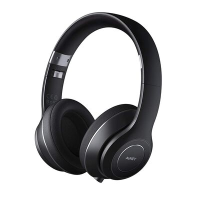 Aukey EP-B52 Foldable On-Ear Wireless Headphones