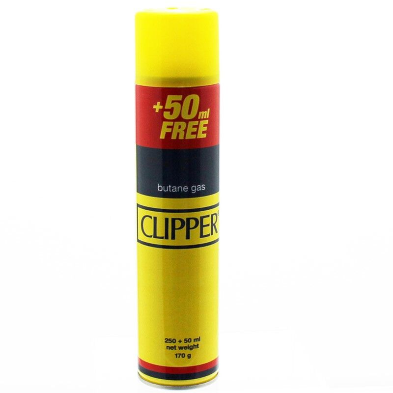Clipper Gas 300 ml -  nocolour