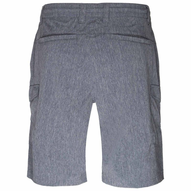 K-Way Men's Explorer Tracer Cargo Shorts -  donkey