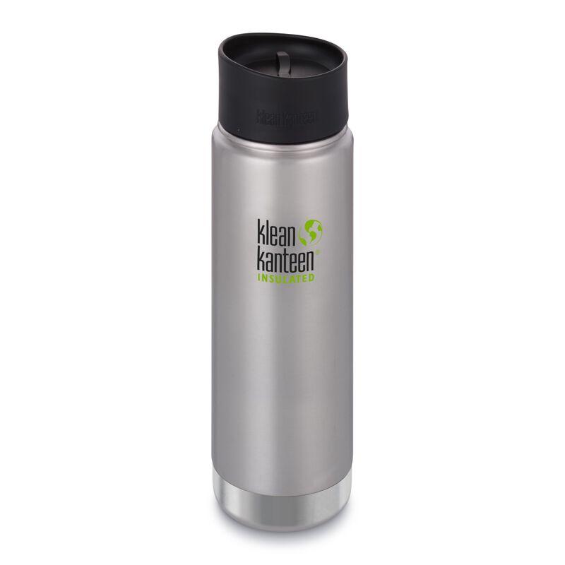 Klean Kanteen Wide Vacuum Insulated Bottle 20oz -  silvergrey