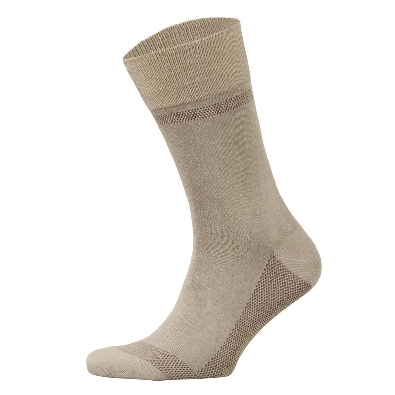 Falke Men's Drynamix Valuepack Socks  -  taupe