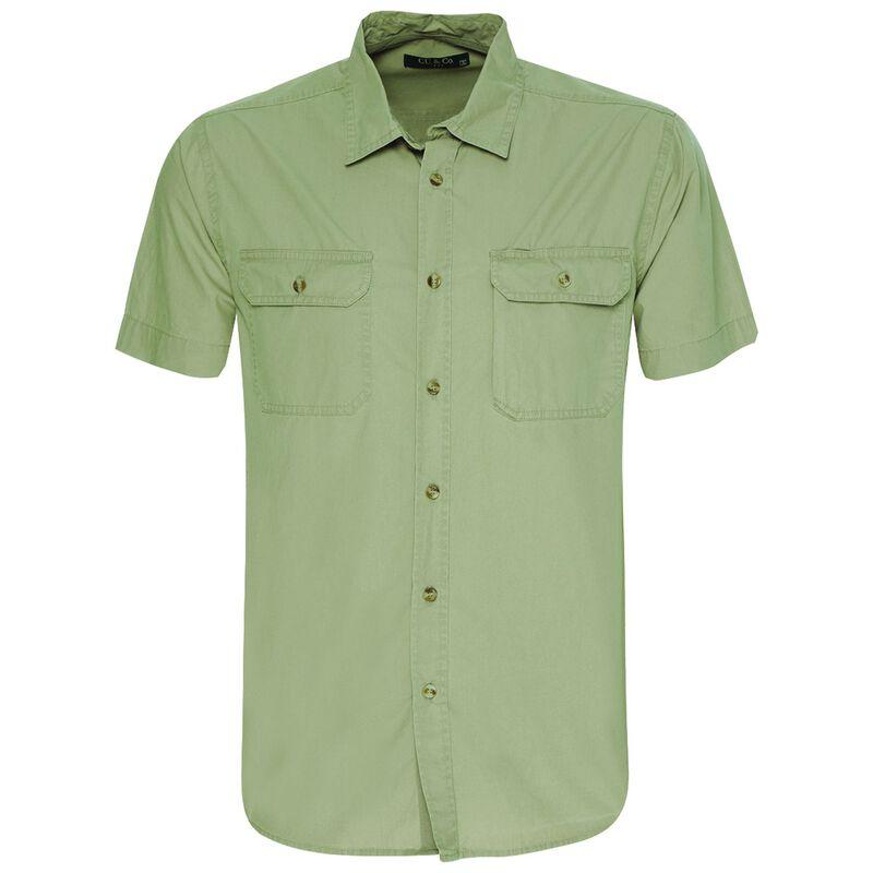 CU & Co Men's Pete Shirt -  grey