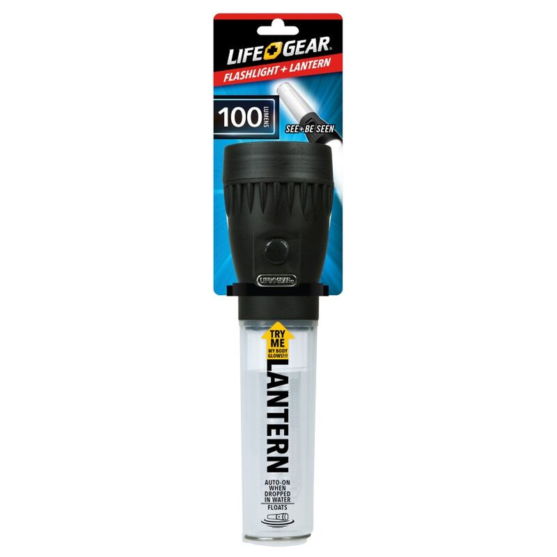 Life+Gear AR-Tech Flashlight 100 Lumen -  nocolour
