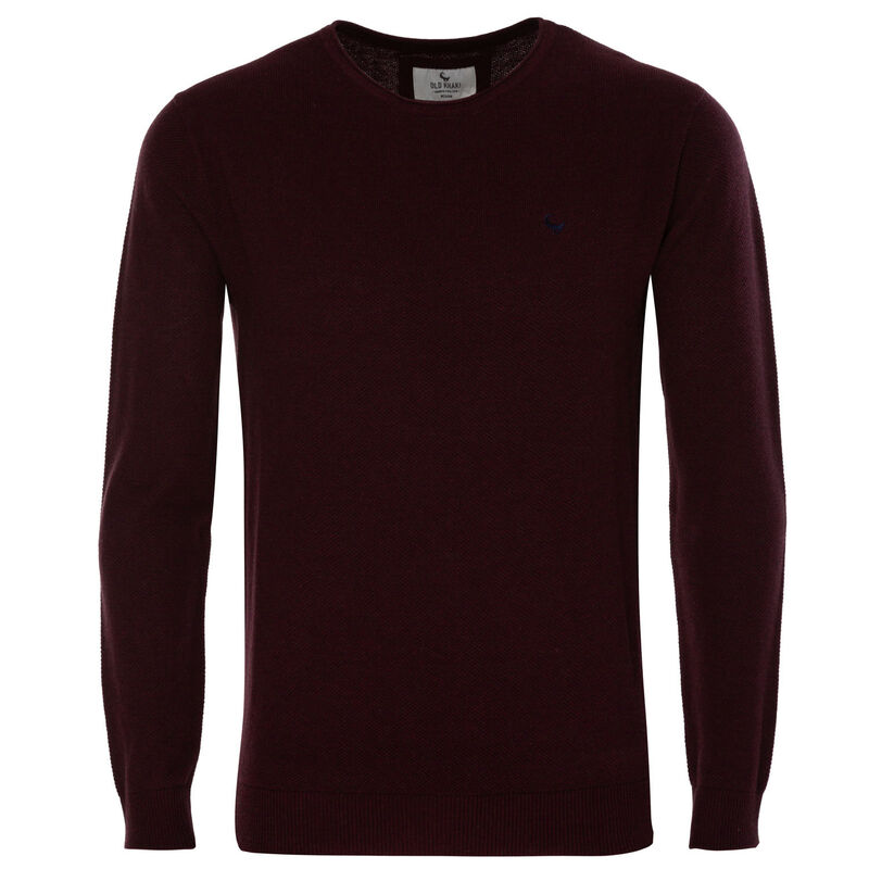 Old Khaki Men's Holmes Pullover  -  burgundy