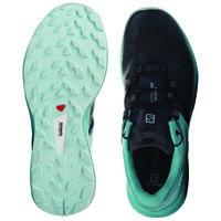 Salomon Women's Ultra Pro Shoe -  charcoal-blue