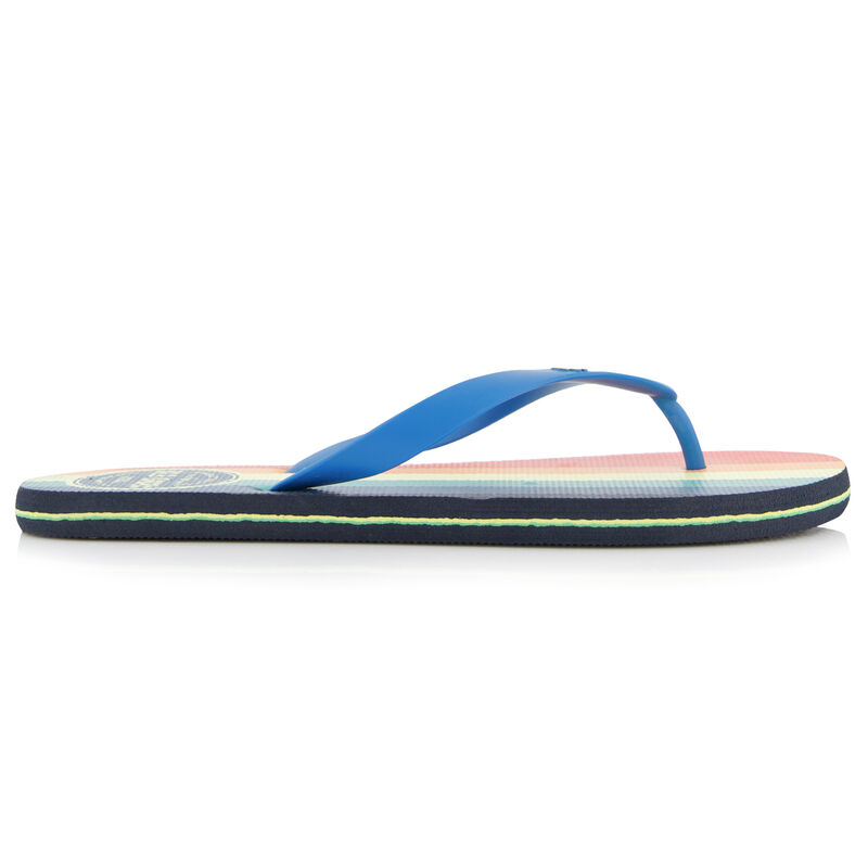 Old Khaki Men's Pacifico Thong Sandal -  royal-white