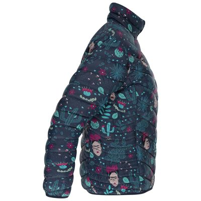 K-Way Women's Printed Tundra Down Jacket