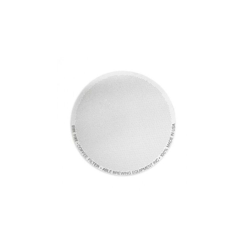 Able Stainless Steel Fine Filter -  nocolour