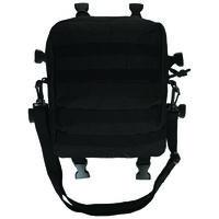 K-Way Huron 40L Hiking Pack -  black