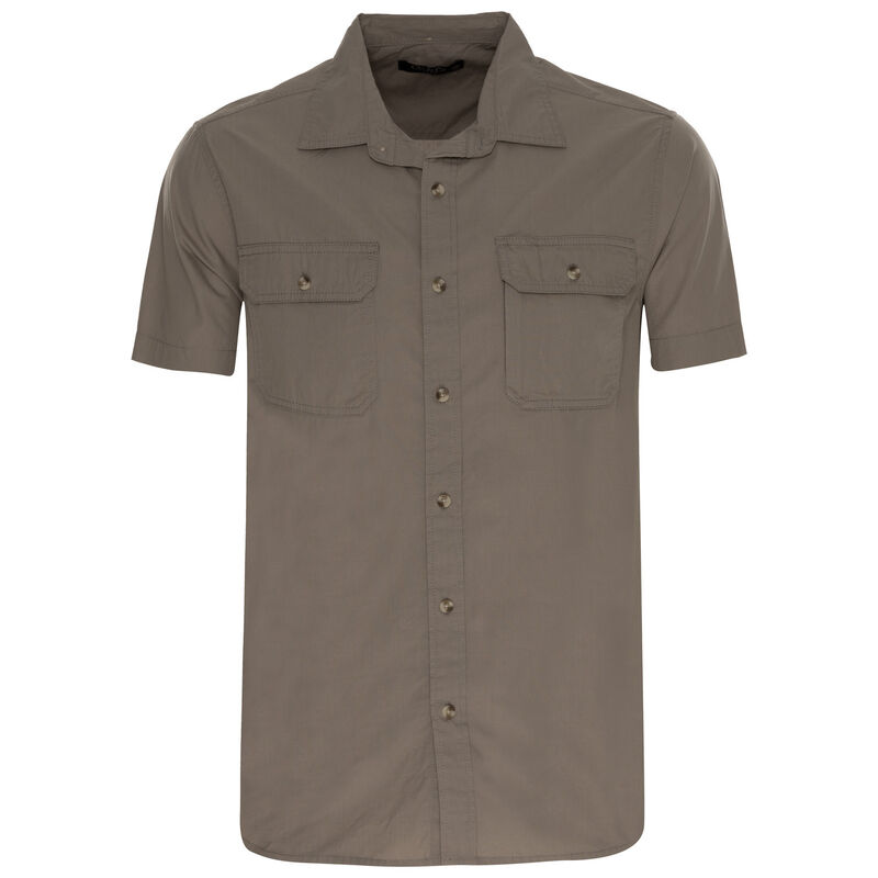 CU & Co Men's Pete Shirt -  grey