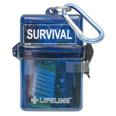 Lifeline Waterproof Survival Kit