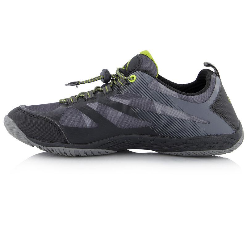 K-Way Men's Rift Shoe -  black-charcoal