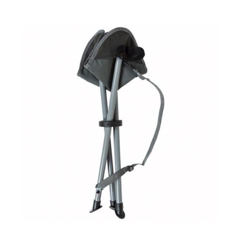 Cape Union Tripod Chair -  charcoal-charcoal