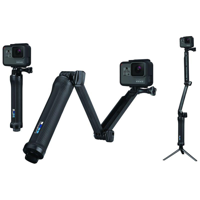 GoPro 3 Way Grip Arm Tripod -  black-black