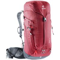 Deuter Trail 30 Backpack -  red