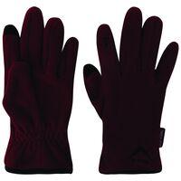 K-Way Touch Kinzer'18 Glove -  burgundy