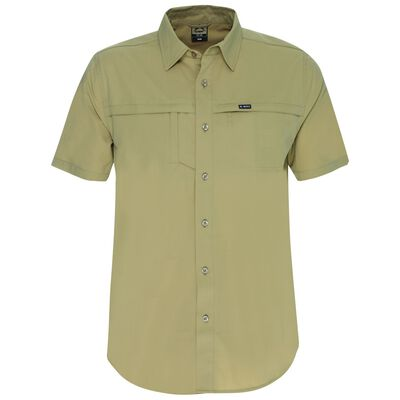 K-Way Men's Explorer Geoff Short Sleeve Shirt
