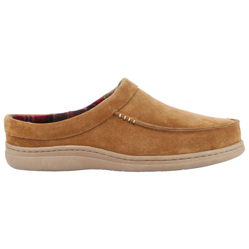 Cape Union Men's Alpen Slipper -  camel-assorted