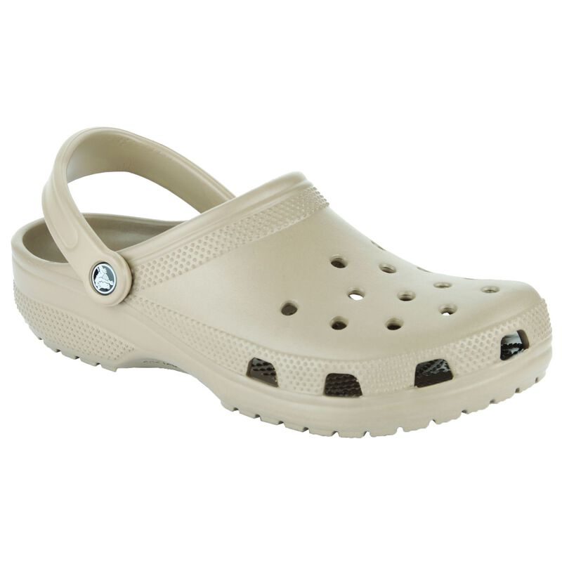 Crocs Men's Classic Sandal -  khaki