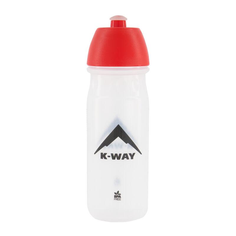 K-Way Water Bottle 750ml -  red