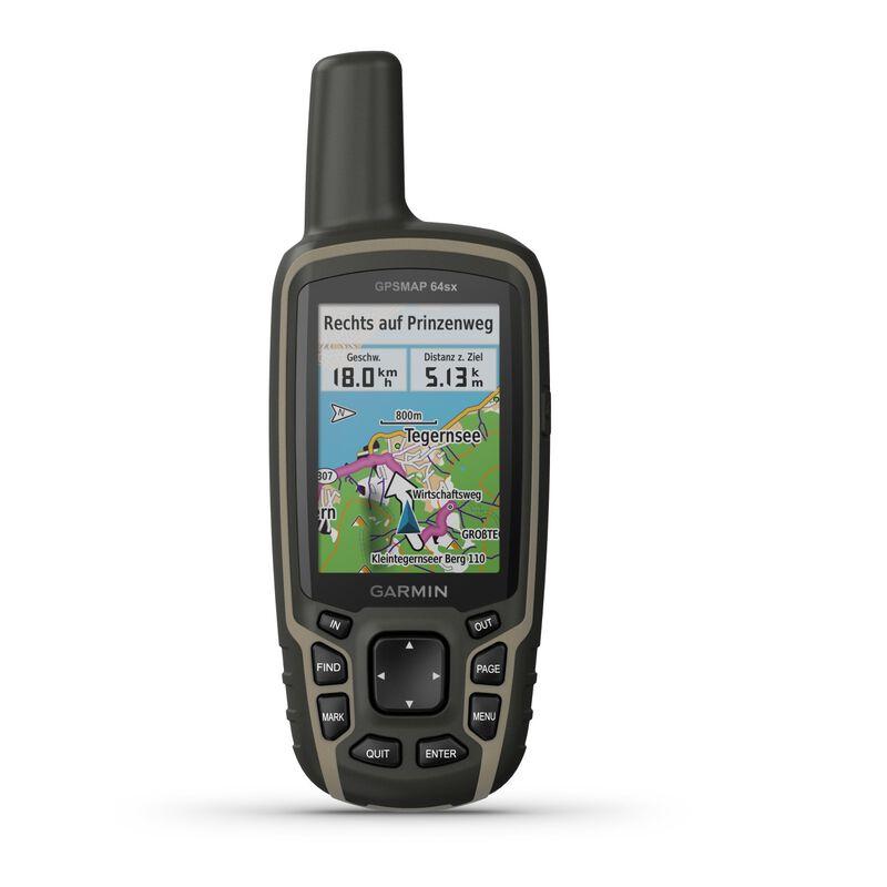 Garmin GPSMAP 64sx- Handheld -  nocolour