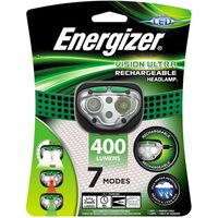 Energizer Vision Ultra 400 Lumen Rechargeable Headlamp -  green