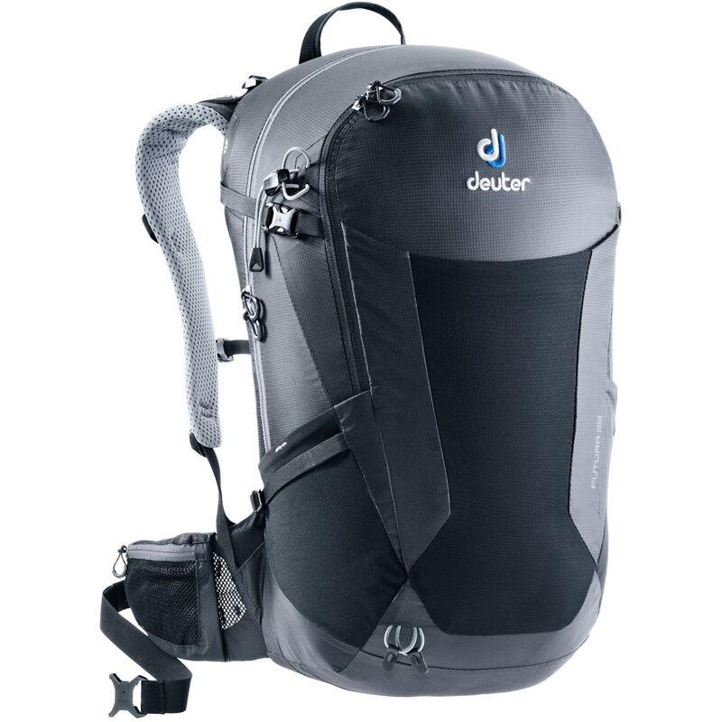 Deuter Futura 28 DayPack -  black-charcoal