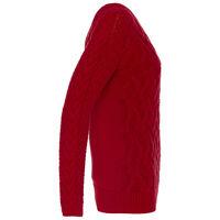 Monroe Women's Pullover -  red