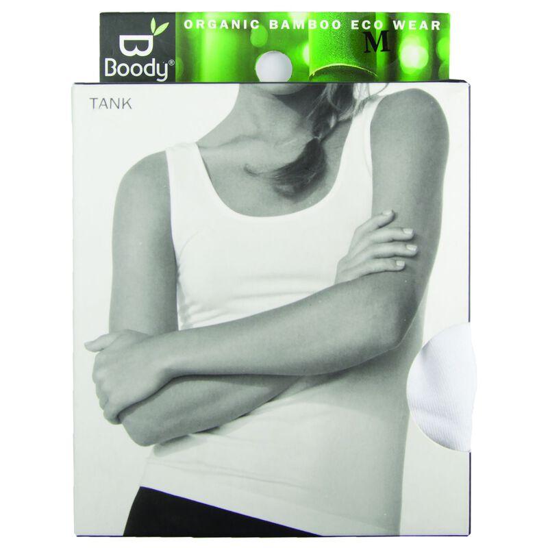 Boody Women's Tank Top -  white