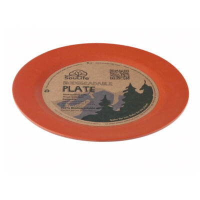 EcoSoulife Large Dinner Plate