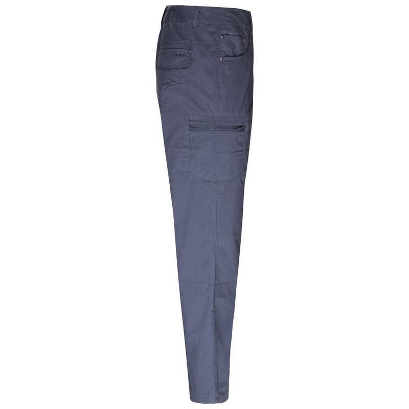 K-Way Women's Montel Cargo Trousers -  indigo