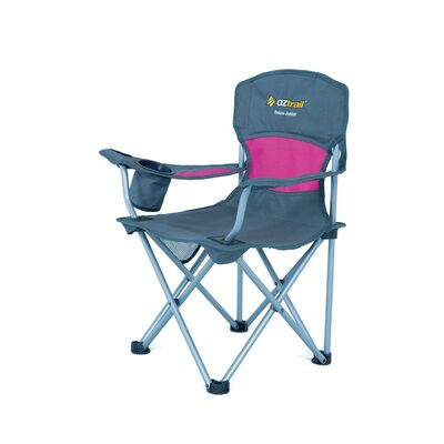 OZtrail Deluxe Junior Arm Chair