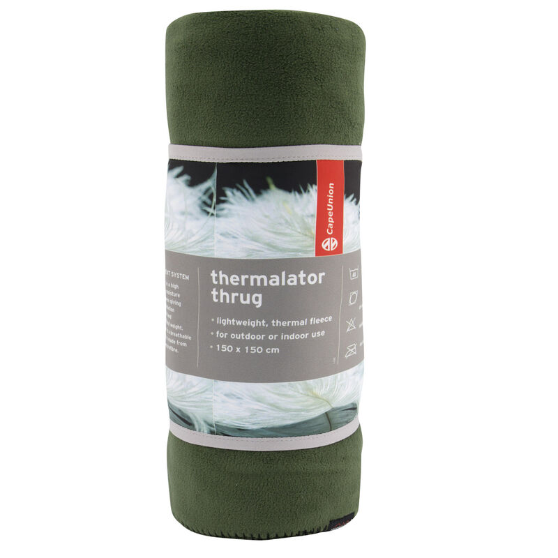 Cape Union Thermalator Thrug  -  darkolive